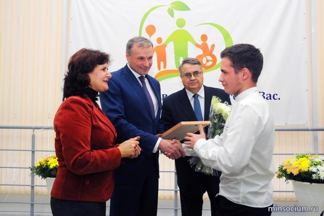 Победителей областного конкурса «Путь к успеху» наградили в Нижнем Новгороде