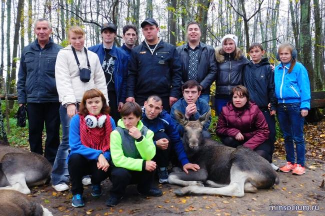 Подопечные Городецкого психоневрологического интерната осуществили поездку в Кострому