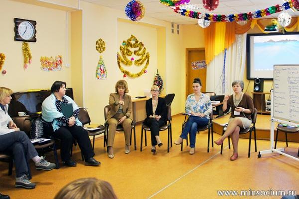 Психологи социального центра «Журавушка» провели семинар-тренинг для приемных семей
