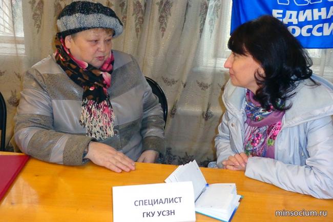 Ежемесячно более тысячи жителей региона пользуются услугами мобильных бригад социальной помощи
