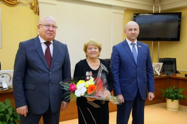 23 нижегородца награждены почетным званием «Заслуженный ветеран Нижегородской области»