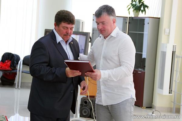 Артем Кавинов презентовал четвертый том Книги памяти